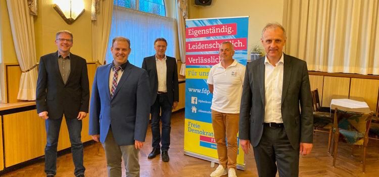 Wahlversammlung der FDP