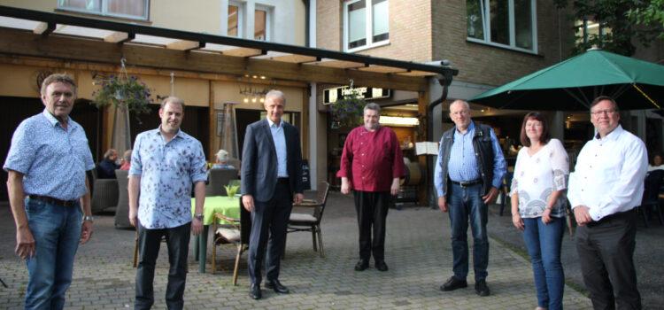 FDP & Dr. Strothmann bei Haus Bockey