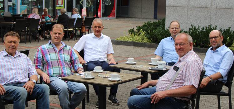 Dialog mit Gewerbeverein Neubeckum