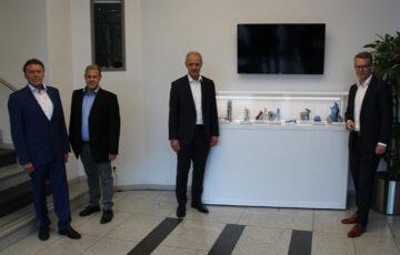 Besuch bei Thyssenkrupp Industrial Solutions